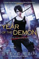Year of the Demon (The Fated Blades, #2)