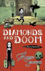 Diamonds and Doom (The Raven Mysteries, #6)