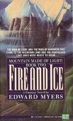 Fire and Ice (The Mountain Made of Light, #2)