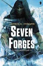 Seven Forges (Seven Forges, #1)