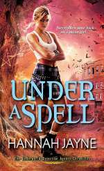 Under a Spell (The Underworld Detection Agency Chronicles, #5)