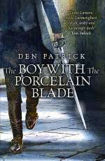The Boy With the Porcelain Blade (The Erebus Sequence, #1)