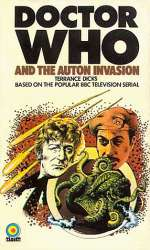 Doctor Who and the Auton Invasion (Doctor Who: Library, #6)