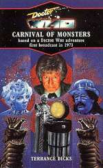 Doctor Who and the Carnival of Monsters (Doctor Who: Library, #8)