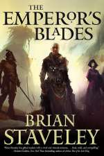The Emperor's Blades (The Chronicle of the Unhewn Throne, #1)