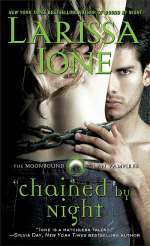 Chained by Night (The Moonbound Clan Vampires, #2)