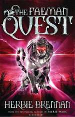 The Faeman Quest (Faerie Wars, #5)