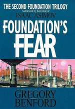 Foundation's Fear (The Second Foundation Trilogy, #1)