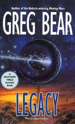 Legacy (The Way, #3)