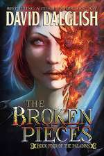 The Broken Pieces (The Paladins #4)