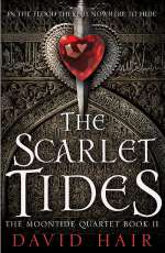 The Scarlet Tides (The Moontide Quartet, #2)