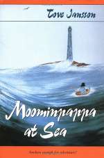 Moominpappa at Sea (The Moomin Books, #7)