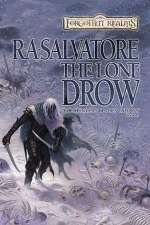 The Lone Drow (The Hunter's Blades Trilogy #2)