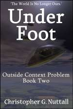 Under Foot (Outside Context Problem, #2)