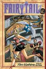 Fairy Tail: Volume 2 (Fairy Tail, #2)