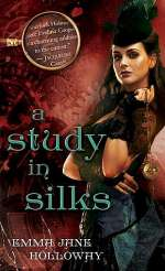 A Study in Silks (The Baskerville Affair, #1)