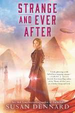 Strange and Ever After (Something Strange and Deadly Trilogy, #3)