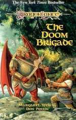 The Doom Brigade (Dragonlance: Kang's Regiment, #1)