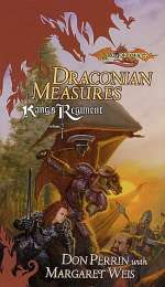 Draconian Measures (Dragonlance: Kang's Regiment, #2)