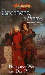 Brothers in Arms (Dragonlance: The Raistlin Chronicles, #2)