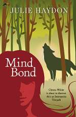 Mind Bond (The Interspecies Telepaths, #1)