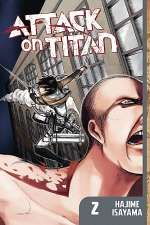 Attack on Titan: Volume 2 (Attack on Titan, #2)