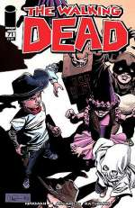 The Walking Dead, Issue #71 (The Walking Dead (single issues), #71)