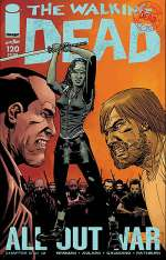 The Walking Dead, Issue #120 (The Walking Dead (single issues), #120)
