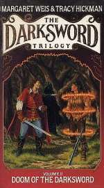 Doom of the Darksword (The Darksword Trilogy, #2)