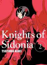 Knights of Sidonia: Volume 2 (Knights of Sidonia, #2)