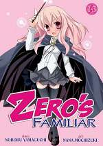 Zero's Familiar: Volumes 1-3 (Zero's Familiar, #1)