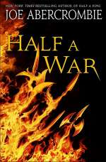 Half a War (The Shattered Sea, #3)