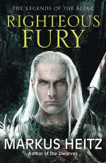 Righteous Fury (The Legends of the Älfar, #1)