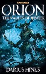 Orion: The Vaults of Winter (Orion, #1)