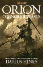 Orion: Council of Beasts (Orion, #3)