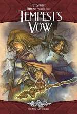 Tempest's Vow (Dragonlance: Elements, #3)