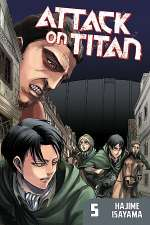 Attack on Titan: Volume 5 (Attack on Titan, #5)