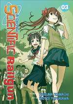 A Certain Scientific Railgun: Volume 3 (A Certain Scientific Railgun, #3)
