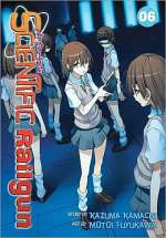 A Certain Scientific Railgun: Volume 6 (A Certain Scientific Railgun, #6)