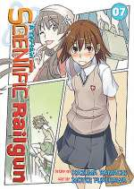 A Certain Scientific Railgun: Volume 7 (A Certain Scientific Railgun, #7)