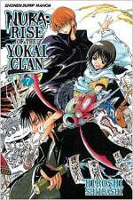 Nura: Rise of the Yokai Clan: Volume 7 (Nura: Rise of the Yokai Clan, #7)
