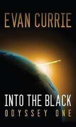 Into the Black (Odyssey One, #1)