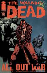 The Walking Dead, Issue #121 (The Walking Dead (single issues) #121)