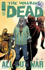 The Walking Dead, Issue #123 (The Walking Dead (single issues) #123)