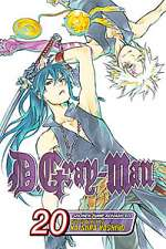 D. Gray-Man: Volume 20 (D. Gray-Man, #20)
