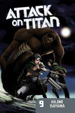 Attack on Titan: Volume 9 (Attack on Titan, #9)