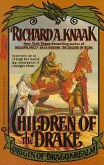 Children of the Drake (Origin of Dragonrealm, #2)