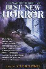 The Mammoth Book of Best New Horror 23 (Best New Horror #23)