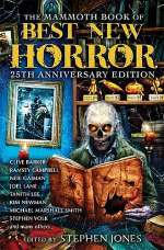 The Mammoth Book of Best New Horror 25 (Best New Horror #25)