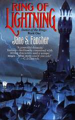 Ring of Lightning (Dance of the Rings #1)